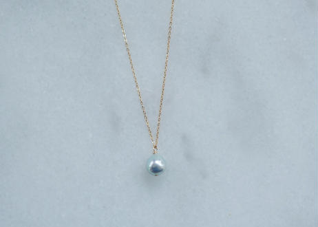 Akoya 1粒 necklace