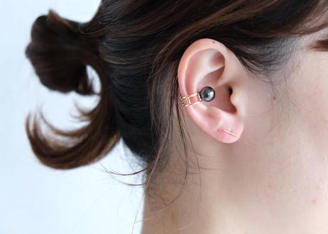 southsea pearl ear cuff