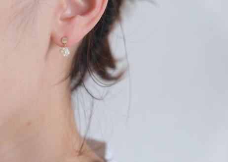bonbon mini round stud pierce
