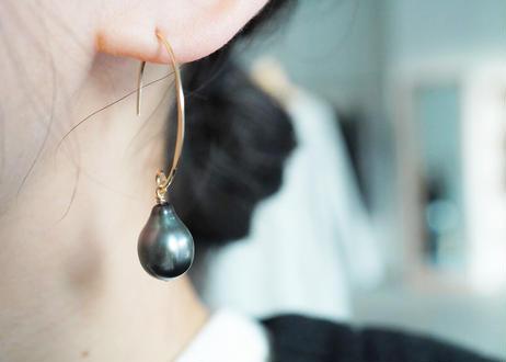 south sea pearl drop marquis pierce