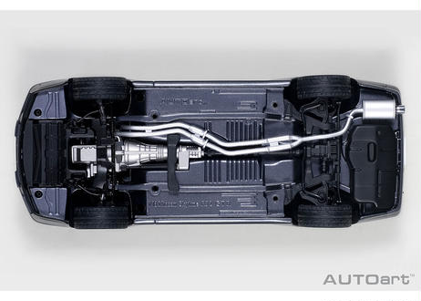 AUTOart 1/18 日産 スカイライン GT-R (R32) 『湾岸ミッドナイト』 零奈のGT-R  77411