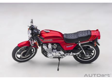 AUTOart 1/12 ホンダ CB750F 「バリバリ伝説」 (「巨摩 郡」 ヘルメット付属) 12561