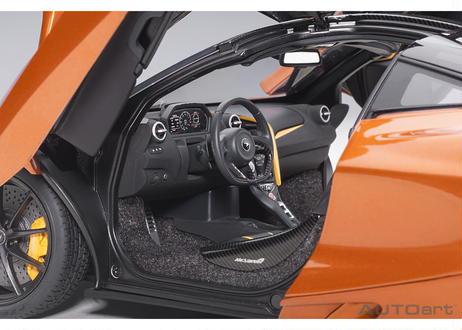 AUTOart 1/18 マクラーレン 720S (メタリック・オレンジ) 76074