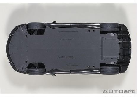 AUTOart 1/18 マクラーレン 600LT (ブラック/カーボン・ルーフ) 76081