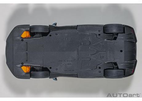 AUTOart 1/18 マクラーレン セナ (パール・グレー) 76077