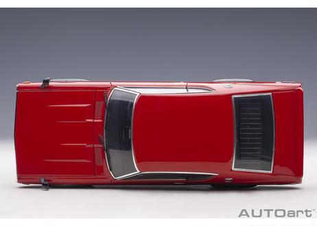 AUTOart 1/18 日産 スカイライン 2000 GT-R (KPGC110) (レッド) 77473