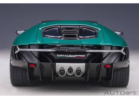AUTOart 1/18 ランボルギーニ チェンテナリオ(メタリック・グリーン) 79202