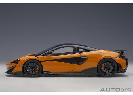 AUTOart 1/18 マクラーレン 600LT (オレンジ/カーボン・ルーフ) 76084