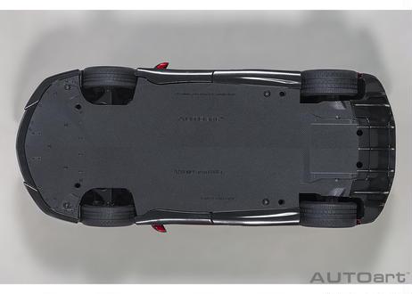AUTOart 1/18 マクラーレン 600LT (レッド・メタリック/カーボン・ルーフ) 76085