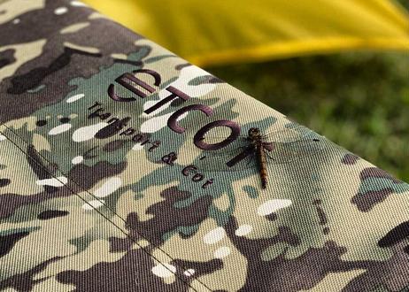 【Camo colorフレームBlack・OD】#MilspeCOT ミルスペックコット  TCOTG700C《送料着払》