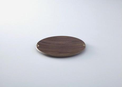 【Sサイズ】SHIMA_SHIMA Dish_Round ゴールドクラフト