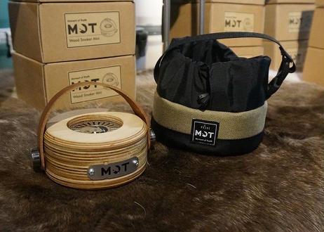 【限定専用ポーチ付き】 #MOT_WoodSmoker_Mini《送料着払》