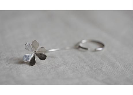 katabami leaf (silver925)