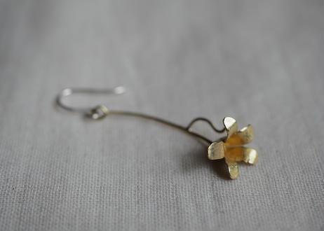 katabami flower (brass)