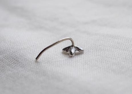 ginmokusei pierce (silver925)