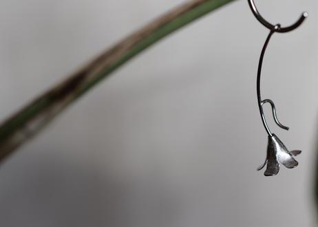 katabami flower (silver925)
