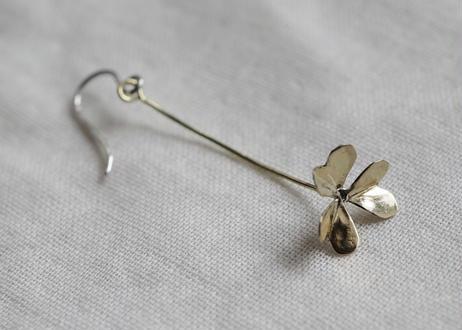 katabami leaf (brass)