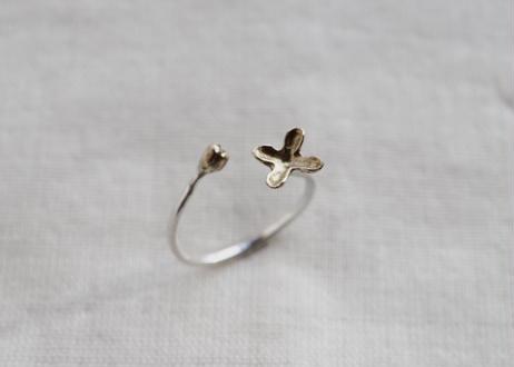 kinmokusei ring (brass)