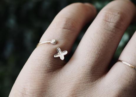 ginmokusei ring (silver925)