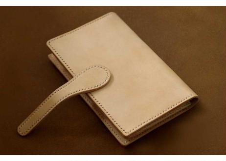 本革サドルレザーの母子手帳ケース(B6)