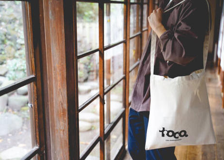 toco. 10th Anniversary 2way tote-bag and Hotel Voucher