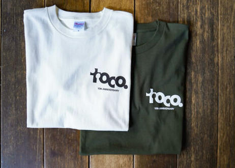 toco. 10th Anniversary goods set