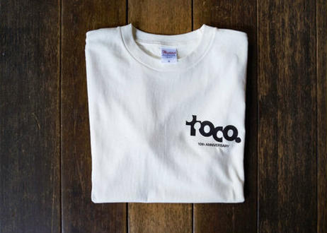 toco. 10th Anniversary T-shirt