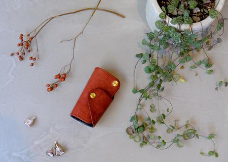 Key case 【alba】/#Coccinella