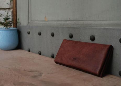 数量限定カラー   Compact Long Wallet 【 castello 】/  Tabacco