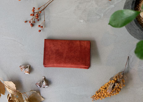 Card Case【 figo 】/ Coccinella x Nero