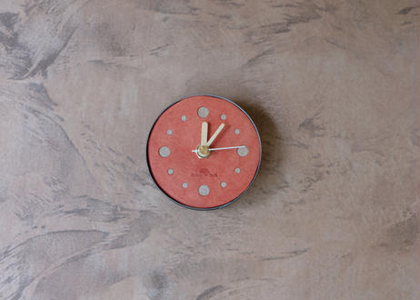 限定色 Wall clock【calmare】-S size-/ R.Antico x Natural