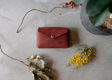 Card Case 【 Talo 】/ Coccinella