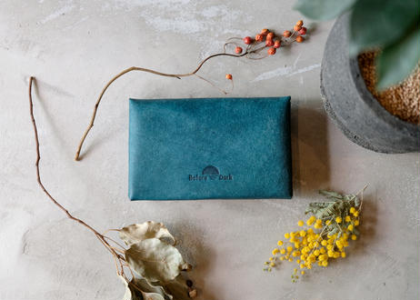 Middle Wallet 【 rocca 】/ Ortensia