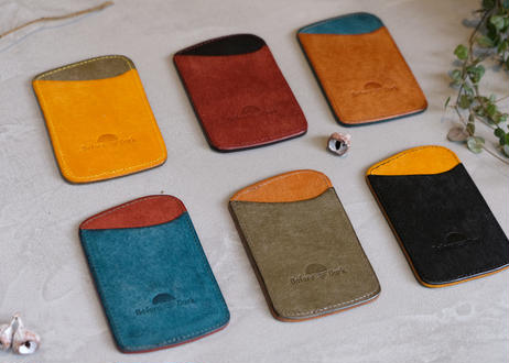 No.24|Pass Case 【 vado 】/  #6color