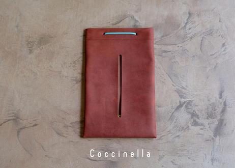 Split Leather Tissue Case【isola】 #vol.1