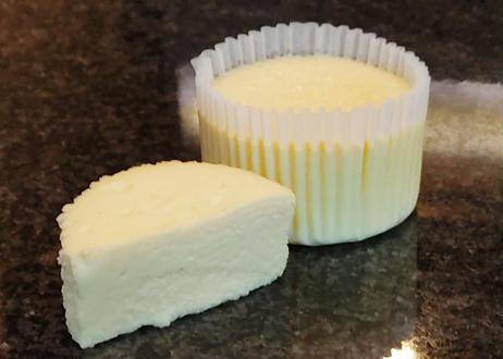 【発送】白焼きチーズケーキ 1個