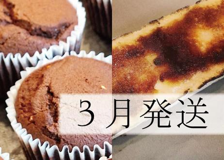 【3月末日までに発送】【早割】特別焼菓子セット