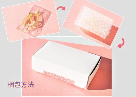 金沢水引と純金箔のジェンダーレスブレスレット ~ サボン ~ Mizuhiki and Pure Gold Leaf Genderless Bracelet - Savon