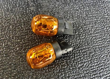 WISESQUARE  R34スカイライン クリスタルバンパーウインカー