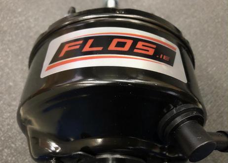 Flo's AE86  小径ブレーキブースター(マスターバック)