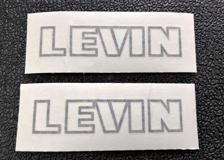 Flo's AE86 カローラレビン ステッカー8点セット(Sticker Set)