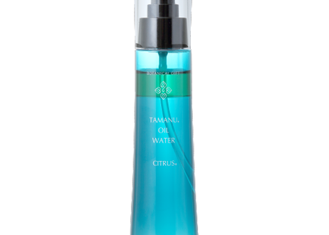【保湿 エイジングケア 化粧水 オイル】 タマヌ オイルウォーター シトラスの香り 100mL