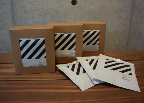 【嵐山庭園】パンとエスプレッソと ドリップバッグ(5個入×3箱)