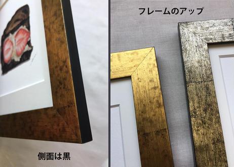 シュトレン  chocolate&marzipan / サラブレッドハウス(330mm×426mm)