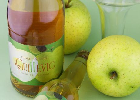 ヴァル ド ランス / プレスティージュ シードル ギルヴィック〈中辛口〉Val de Rance /Cidre de prestige Guillevic アルコール分:2.5% 750ml