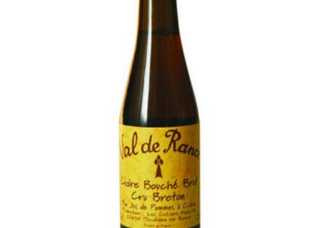 シードル ヴァル ド ランス /クリュ ブルトン ブリュット〈辛口〉Cidre Val de Rance Cru Breton Brut アルコール分:6%  250ml