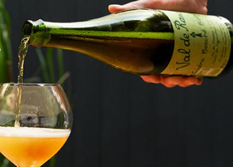シードル ヴァル ド ランス/オーガニック〈中辛口〉Cidre Val de Rance /Biologique アルコール分:4 750ml%