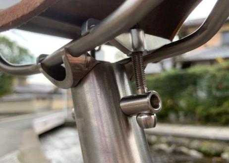 Titanium Seatpost