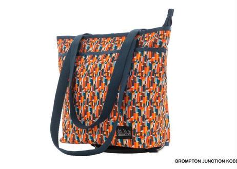 Tote Bag 9L Liberty - Orange Multi