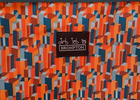 Backpack 14L Liberty - Orange Multi